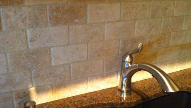 Natural Stone Backsplash Design Ideas Remodel