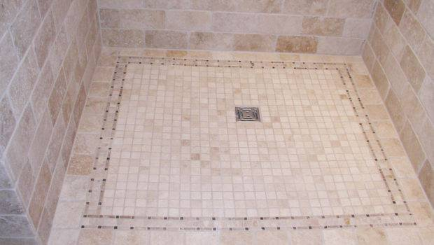 Natural Stone Mosaic Shower Shelves Quirky
