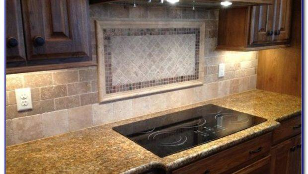 Natural Stone Mosaic Tile Backsplash Tiles Home Design