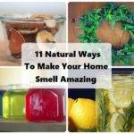 Natural Ways Make Your Home Smell Amazing