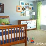 Nautical Modern Boys Room Design Dazzle