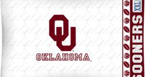 Ncaa Oklahoma Sooners Micro Fiber Pillow Cases Set Buy