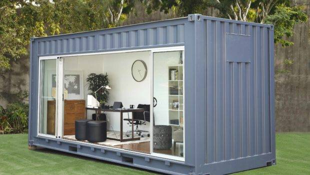 Need Extra Room Rent Shipping Container Your Backyard