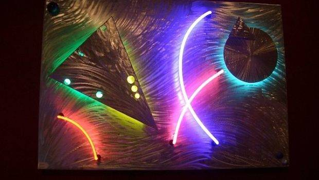 Neon Wall Sculpture Six Different Colors More