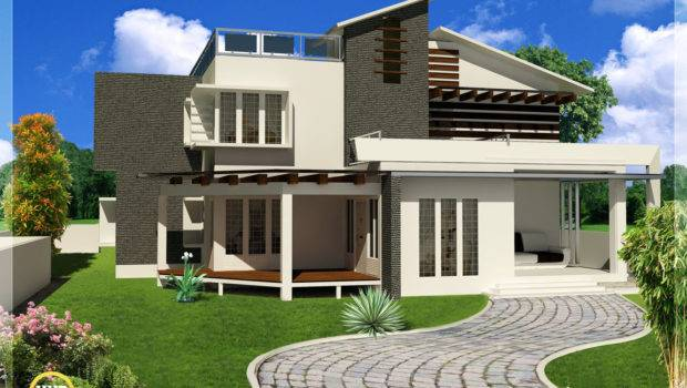 New Contemporary Mix Modern Home Designs Architecture House Plans