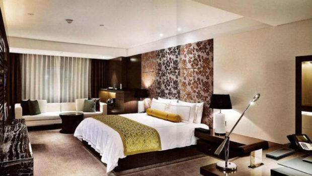 New Deluxe Star Modern Furniture Design Hotel Room