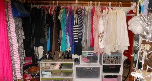 New Favorite Part Closet Top Shelf Used