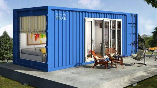 New Home Ideas Own Shipping Container These