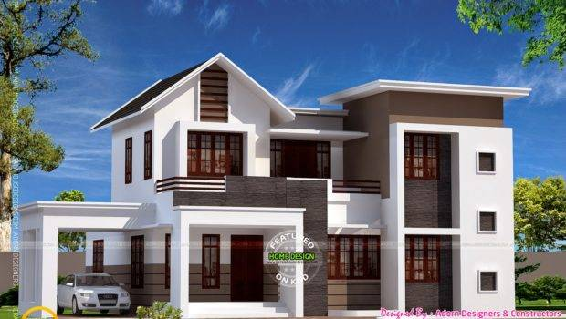 New House Design Feet Kerala Home Floor Plans