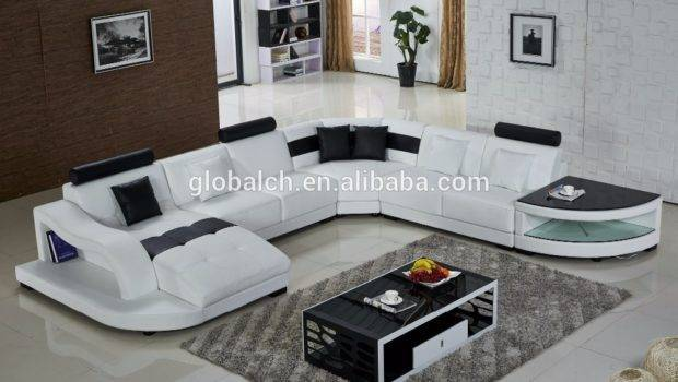 New Sofa Design Modern Leather Buy