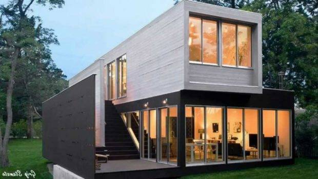 New York House Made Shipping Containers Container