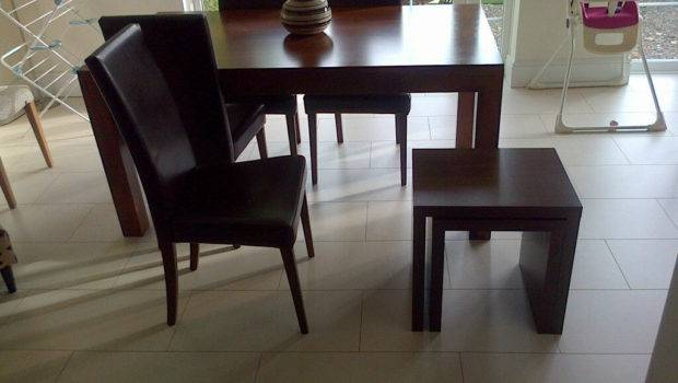 Next Dark Wood Dining Table Chairs Also Nest United