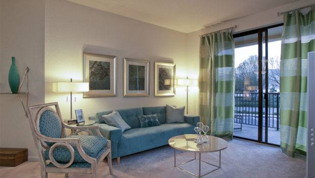 Nice Apartment Living Room Orlando Real Estate Photography
