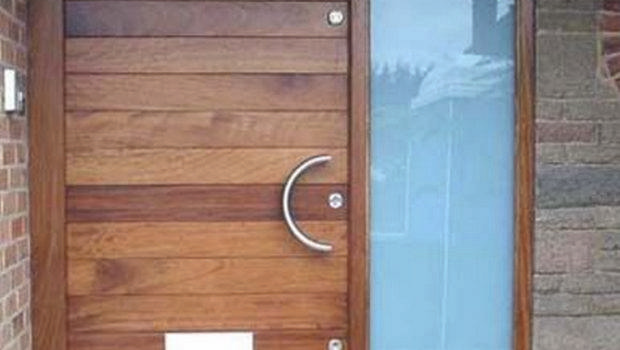 Nice Contemporary Exterior Door Design Ideas Futurist