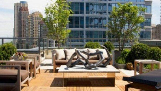Nice Decors Blog Archive Contemporary Rooftop Terrace