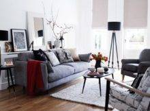 Nice Living Room Colors Using Bold Warm Modest Schemes White Wall