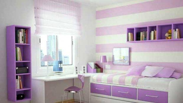Nice Purple Room Designs Teenagers Idea Creating
