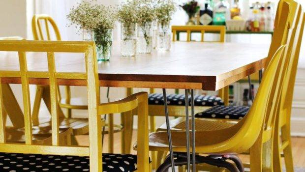 Nicolebvintage Mismatched Dining Rooms