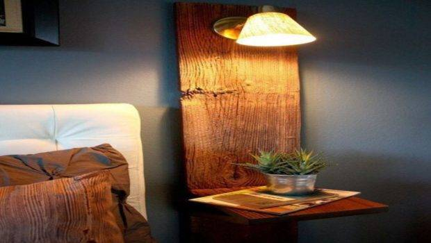 Nightstand Ideas Small Spaces