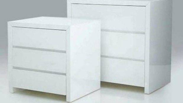 Nightstands Small Spaces Bedside Tables