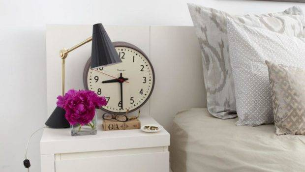 Nightstands Small Spaces Home Design