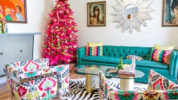 Non Traditional Holiday Color Palettes Hgtv Decorating