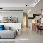Nordic Decor Inspiration Two Colorful Homes