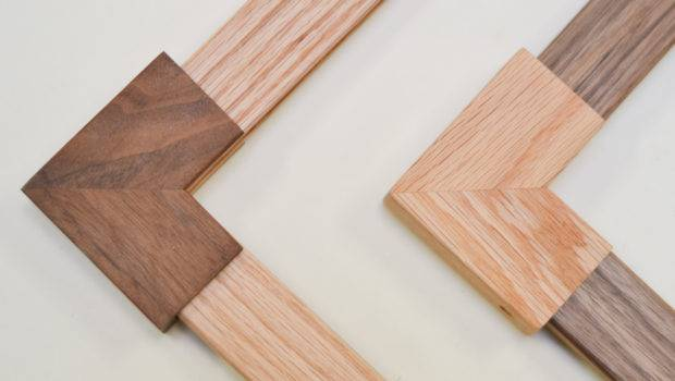 Northern Hardwood Frames Corner Bracket Custom Framing