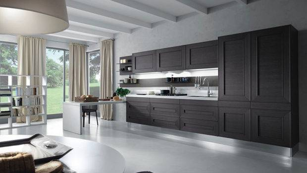 Noted Remarkable Modern Kitchen Classic Contemporary