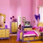 Nursery Ideas Purple Yellow Blend Designing Girls