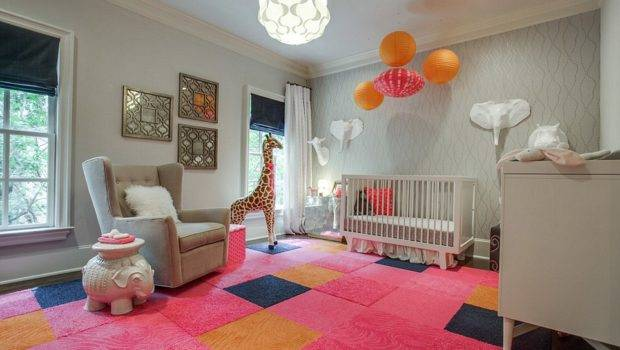 Nursery Might Fit Her Royal Tastes One Created Interior