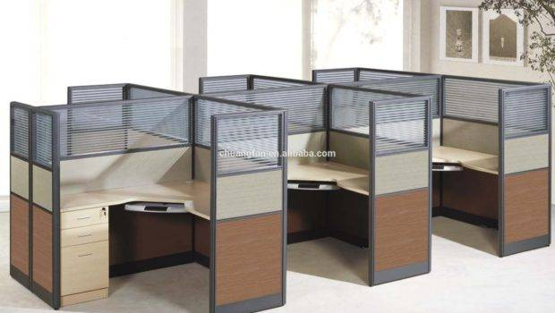 Office Desk Cubicle Most Stylish Intended