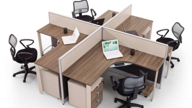 Office Workstation Used