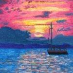 Oil Pastel Drawing Painting Ideas Pinterest