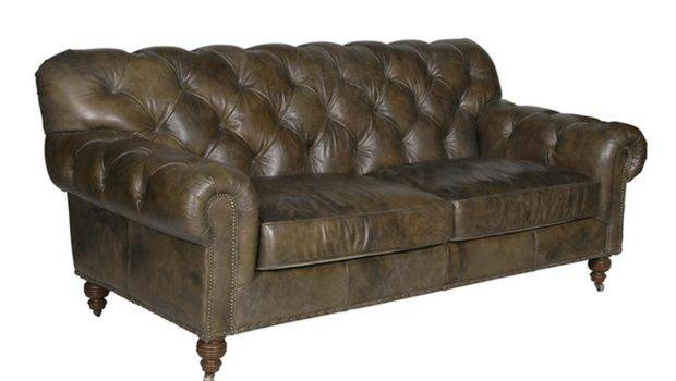 Old Fashioned Sofa Zinhome Seater