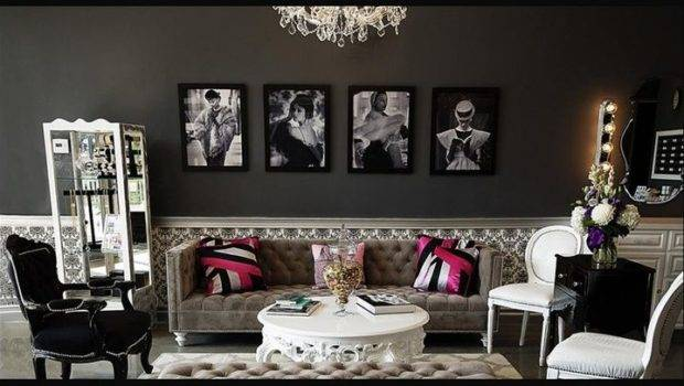 Old Hollywood Glam Decorating Ideas Glamour Home Decor
