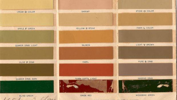Old House Blog Historic Paint Colors Victorian Home Part One