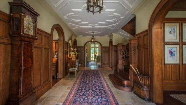 Old Mansion Gothic Interior Second French Empire Revival