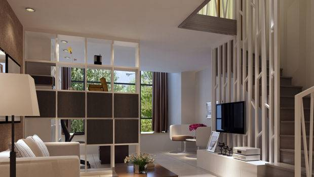 One Bedroom Apartment Living Room Design