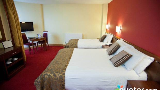 One Double Bed Twin Room Best Western