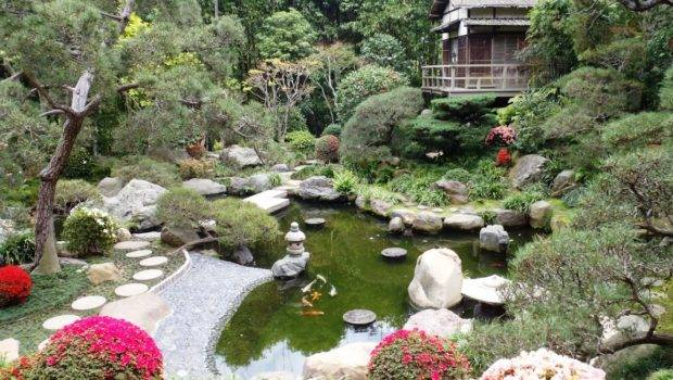 One Rarest Private Japanese Gardens United States