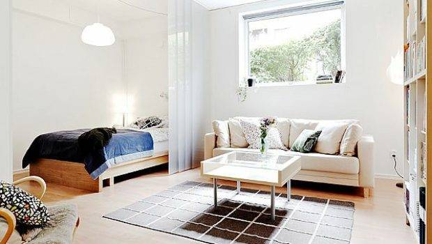 One Room Apartment Set Great Practical Decorating