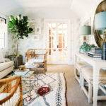 One Room Inspiration Vintage Eclectic Meets Beach Bungalow Blogs