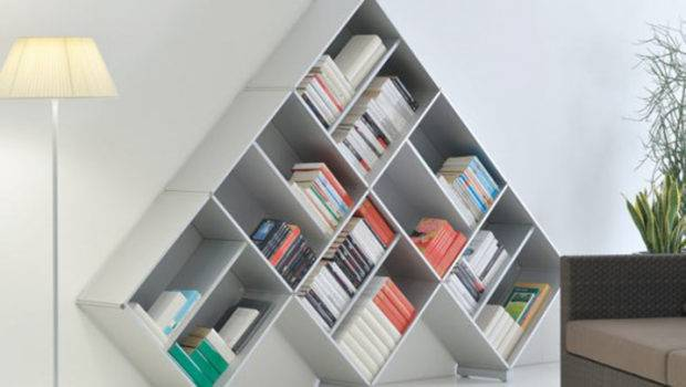 One Total Decorative Wooden Bookcase Designs Fitting