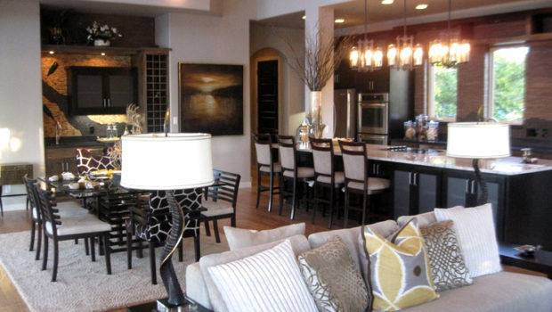 Open Concept Kitchen Living Room Better Decorating Bible Blog Interior