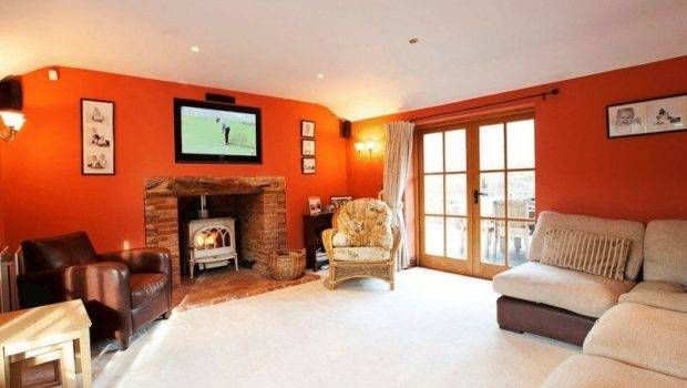 Orange Red Living Room Design Ideas Photos Inspiration Rightmove