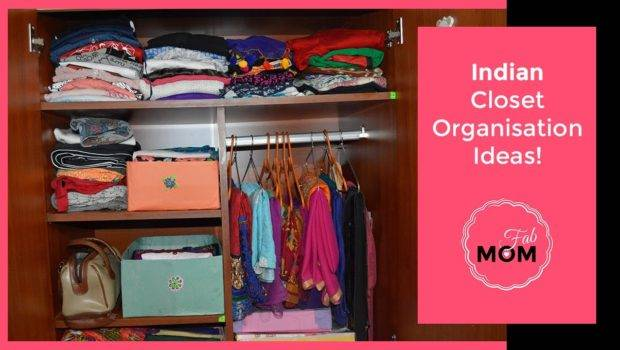 Organise Small Closet Budget Indian