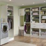 Organization Ideas Laundry Room Closet Modern Interior Design