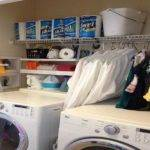 Organization Ideas Small Space Laundry Room