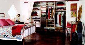 Organization System Can Help Maximize Closet Space Adjustable